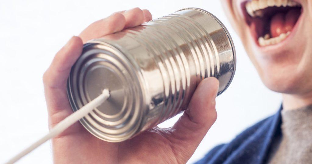 Psicologia e erros de comunicação