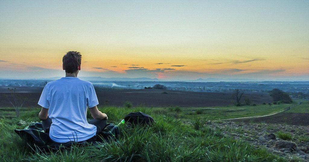 A espiritualidade ajuda na saúde mental