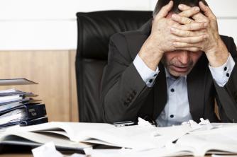 Ansiedade no Ambiente de Trabalho