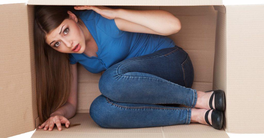 Claustrofobia: suas causas e acompanhamento do psicólogo