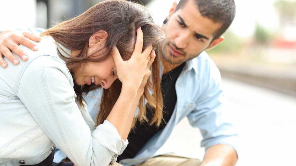 Como lidar com a depressão em um relacionamento