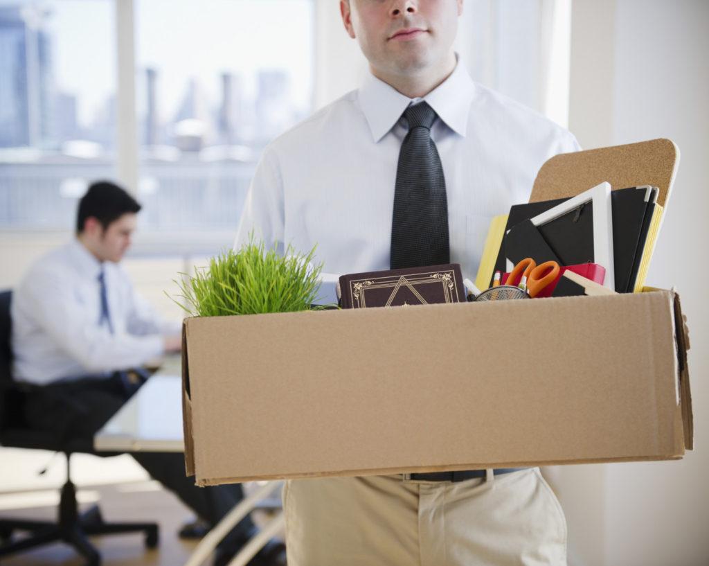 Como lidar com uma demissão