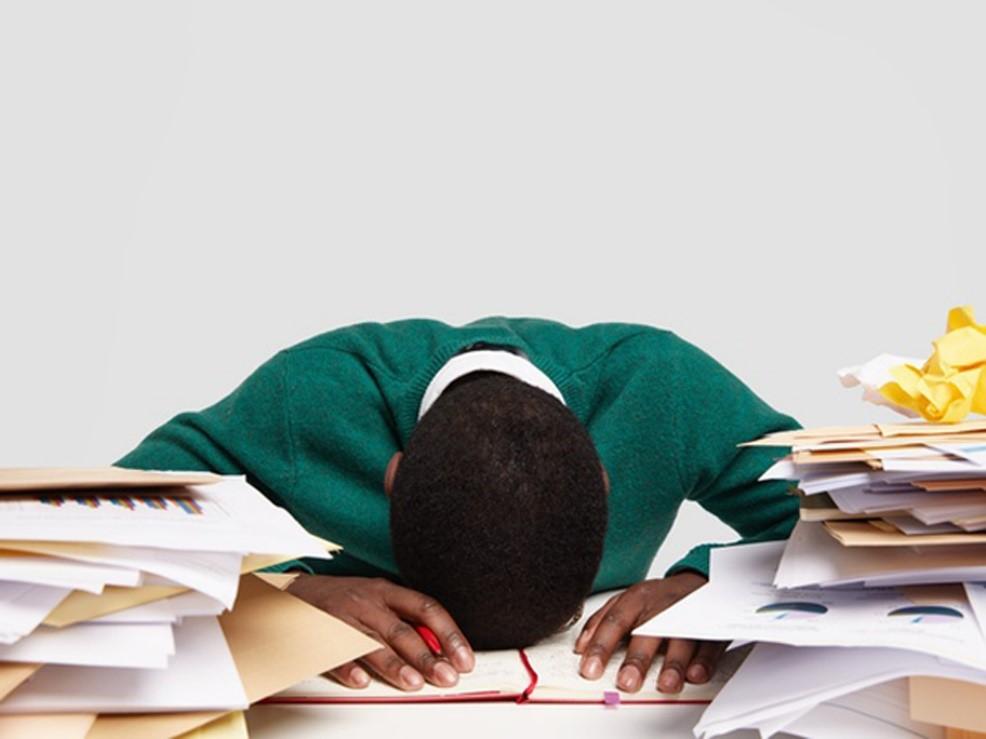 Conheça 4 transtornos relacionados ao trabalho