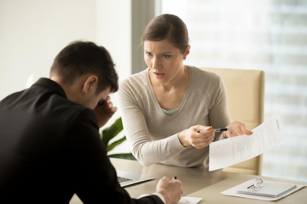 5 erros comuns na resolução de conflitos