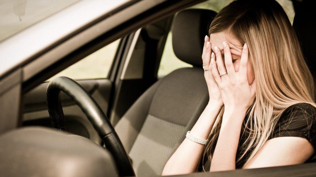 Estresse no trânsito e psicologia