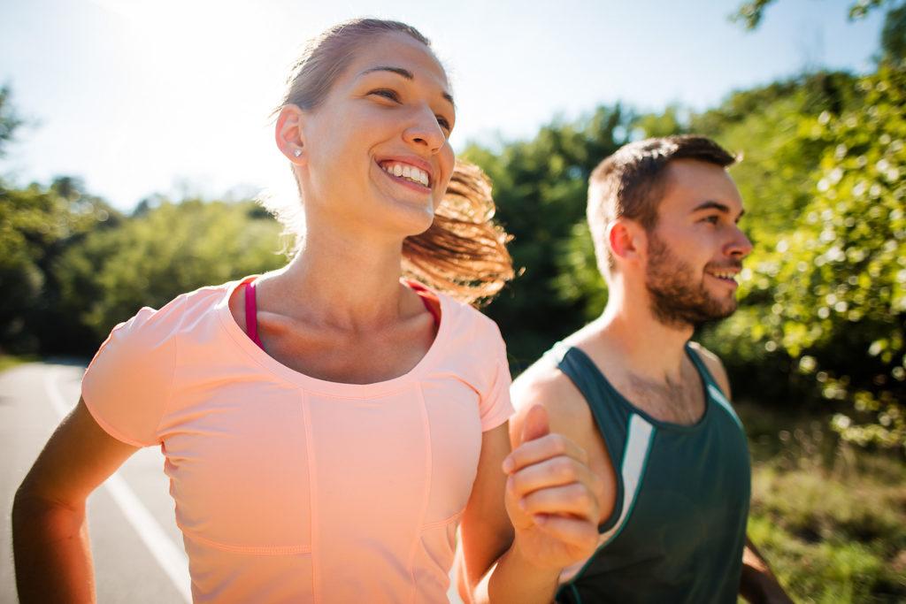 A prática de exercícios físicos e o bem-estar emocional