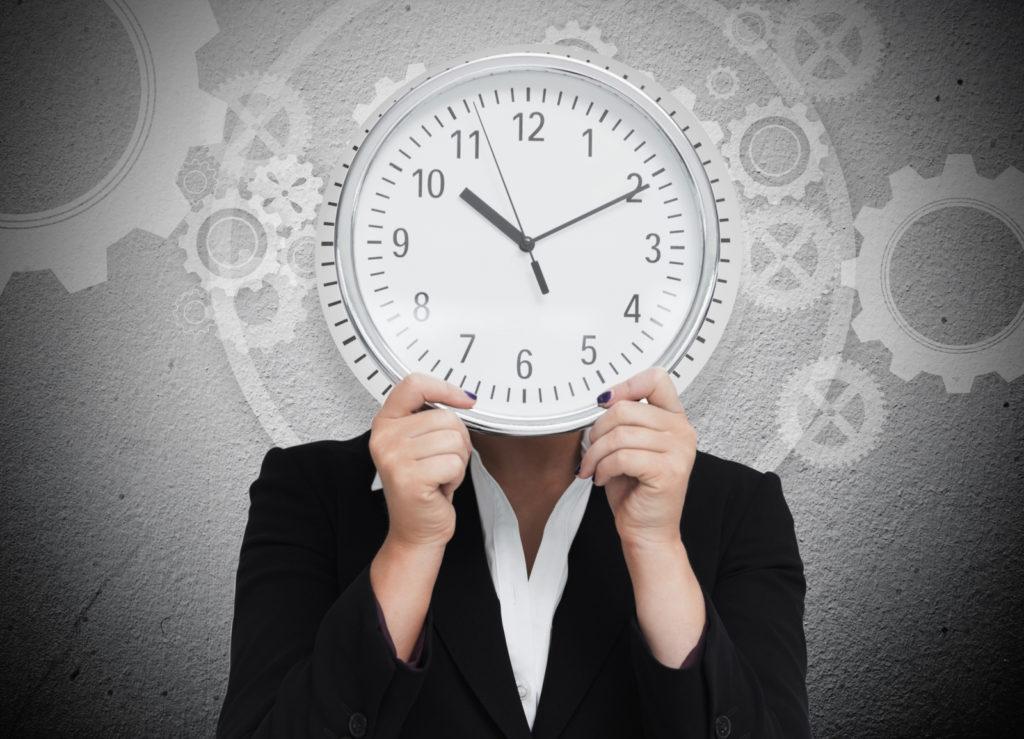 Horas de trabalho pouco tem a ver com carga horária - Psicologia