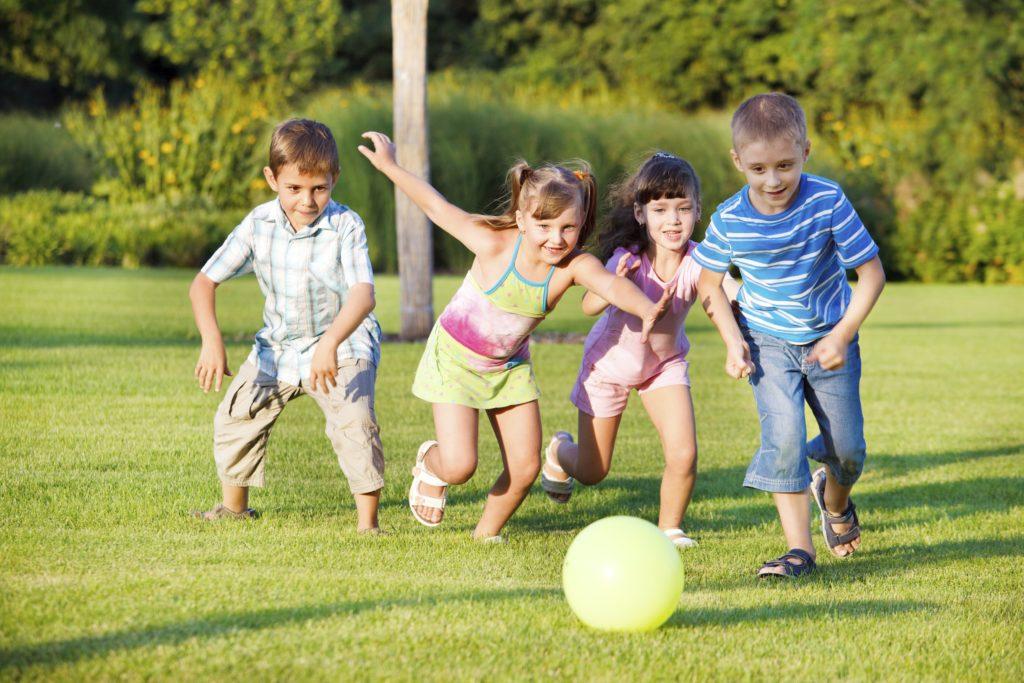 Como lidar com crianças hiperativas