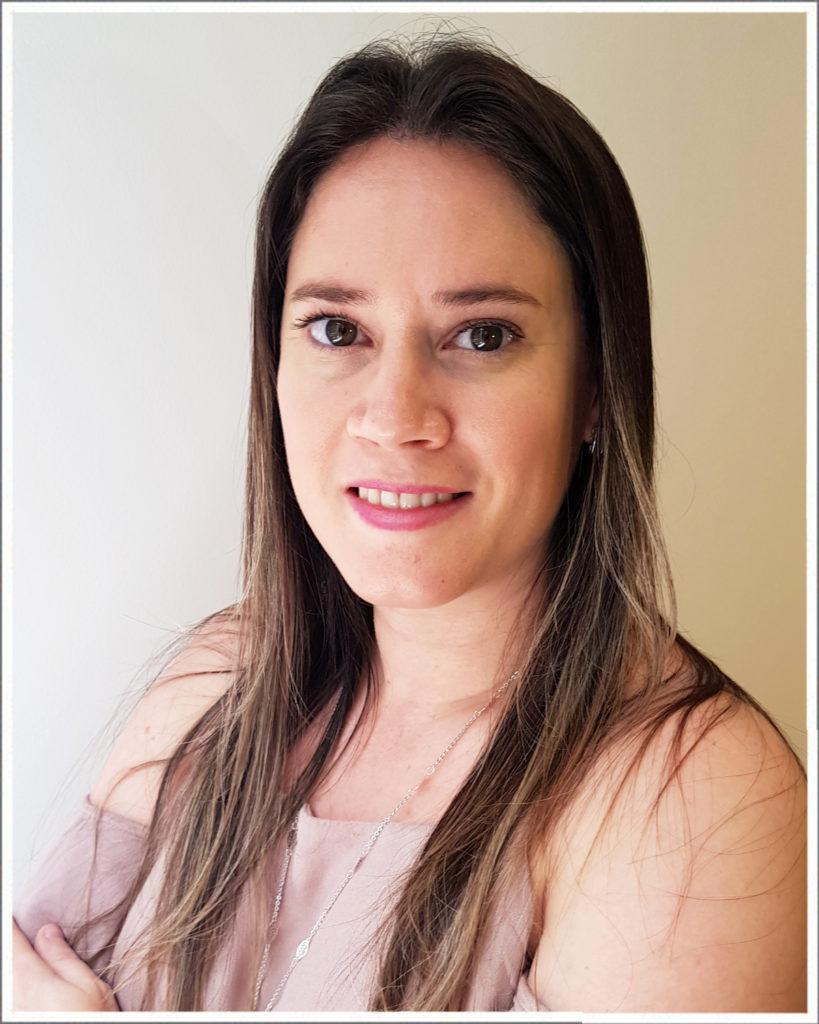 Psicóloga Marcela Paes