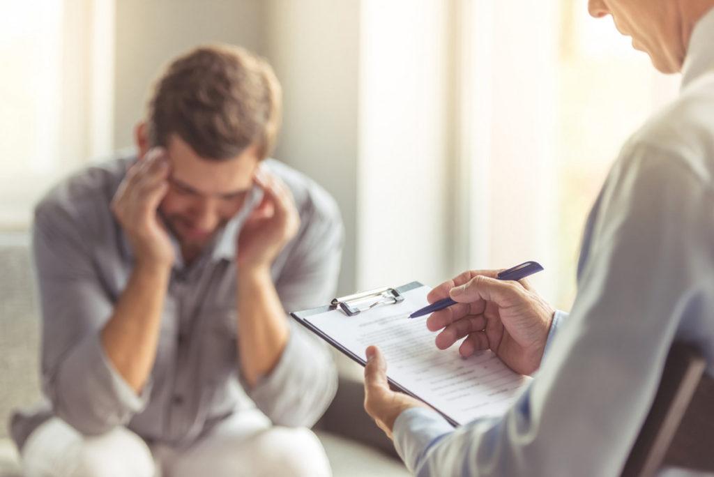 Psicoterapia ou Medicação